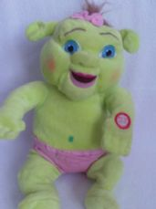 My 1st Big Dreamworks 'Shrek' Baby Giggling and Babbling Light up Toy